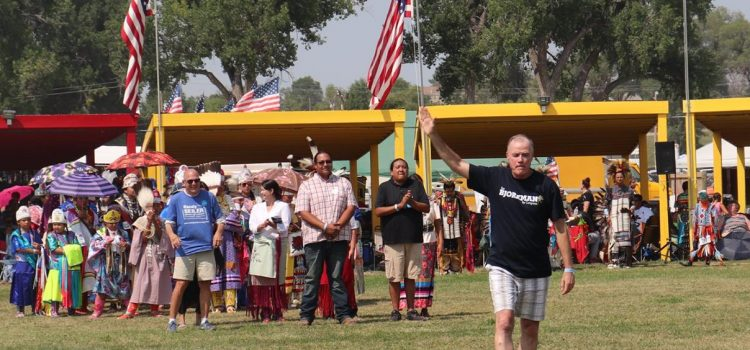 Tim: Native American issues important to all