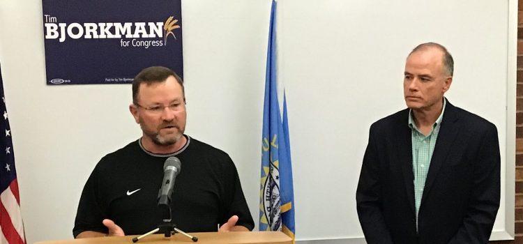 Tim: Congress must act on tariffs