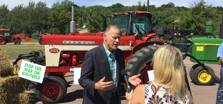 Family farms at heart of Tim's ag policies