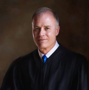 Tim Bjorkman, former circuit court judge 2007-2017